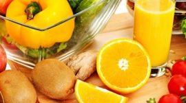 Килограмм свежих овощей и фруктов каждый день существенно продлевает жизнь