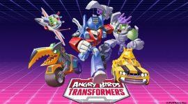 Angry Birds станут трансформерами