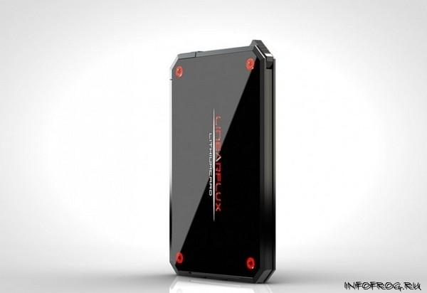 lithium-card