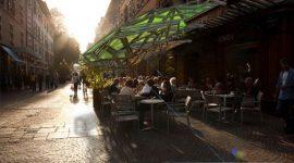 Солнечные зонтики для Парижа