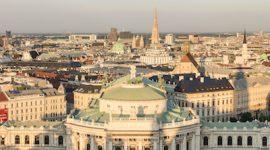 Вена признана самым комфортным городом мира
