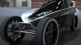На авторынке ожидают выхода авто-мото-электро-цикла