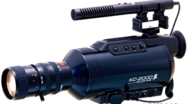 Видеокамера, которая снимает ночью как днем