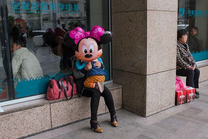 Уличные фотографии от китайского фотографа Тао Лю