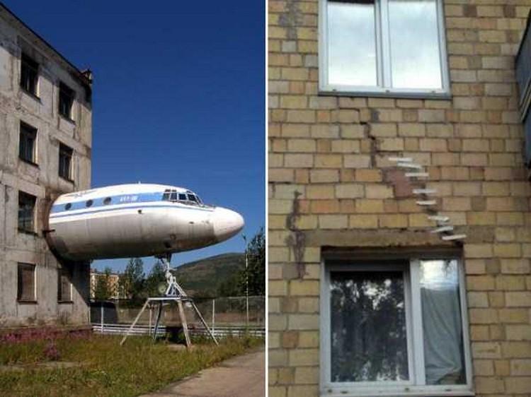 Чисто русская архитектура