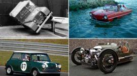 10 автомобилей с говорящими названиями, которые рассказывают о машинах практически всё