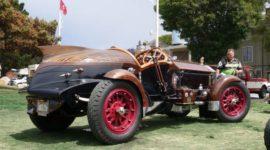 7 самых ярких экспонатов с выставки странных ретро-автомобилей