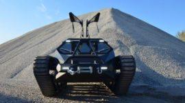 Техника для бездорожья: люксовый танк из «Безумного Макса»