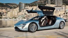 Революционный автомобиль, который «убьет» нефть