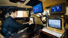 10 советов, как превратить собственный автомобиль в мобильный офис
