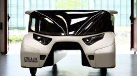 Солнечный автомобиль будущего: универсал на солнечных батареях