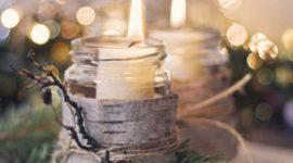 Как украсить свой дом к Новому году.