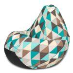 Как сшить бескаркасное кресло мешок своими руками