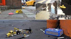 Что может произойти с мусором: трилогия юмористических краткометражек