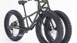Rungu – самый «толстый» велосипед для путешествий